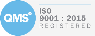 ISO-9001 : 2015 Registered
